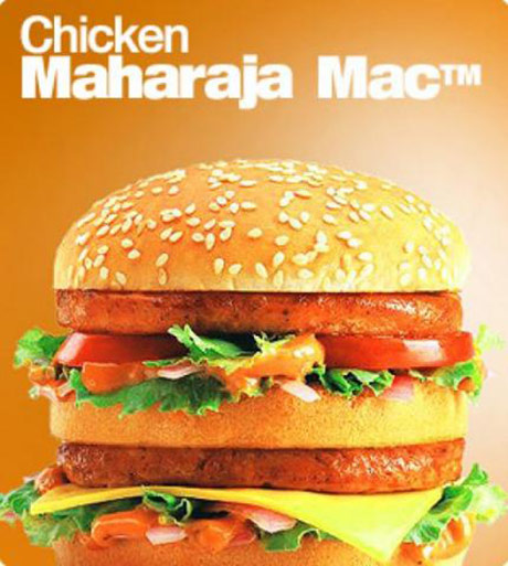 Anders Sorman-Nilsson Maccas India