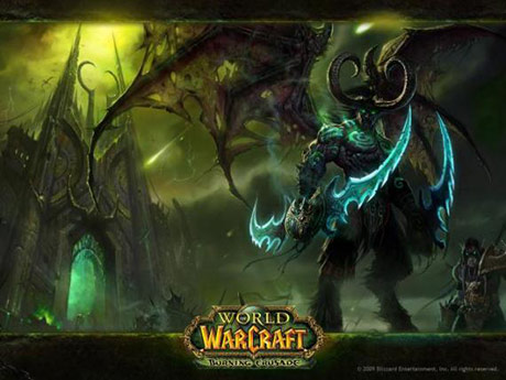 Anders Sorman-Nilsson World of Warcraft