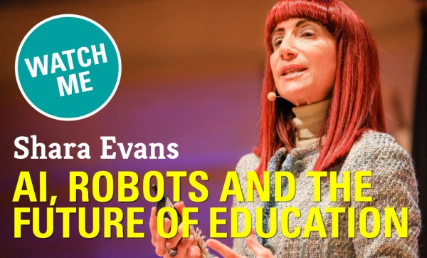 AI, Robots And The Future Of Education