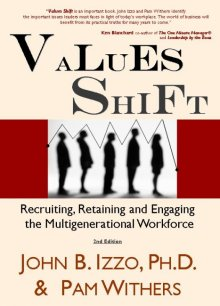 Values Shift: Recruiting, Retaining and Engaging the Inter-Generational Workforce