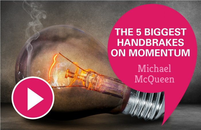 The 5 biggest handbrakes on Momentum