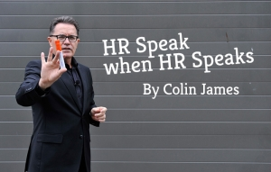 HR Speak when HR Speaks