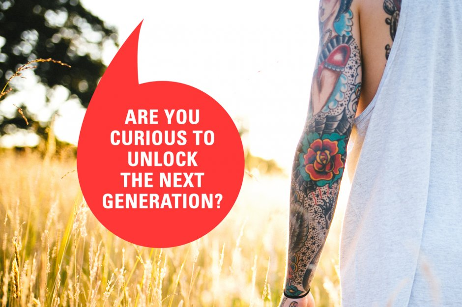 Are you curious to unlock the next generation?