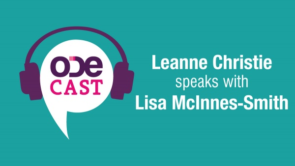 Odecast with Lisa McInnes-Smith