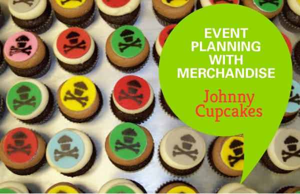 Event planning with merchandise