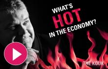 What's Hot in The Economy?