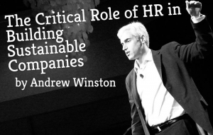 The Critical Role of HR in Building Sustainable Companies