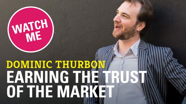 Earning the Trust Of the Market