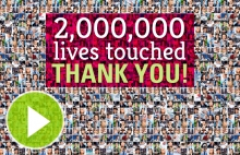 Ode To Two Million Lives So Far!