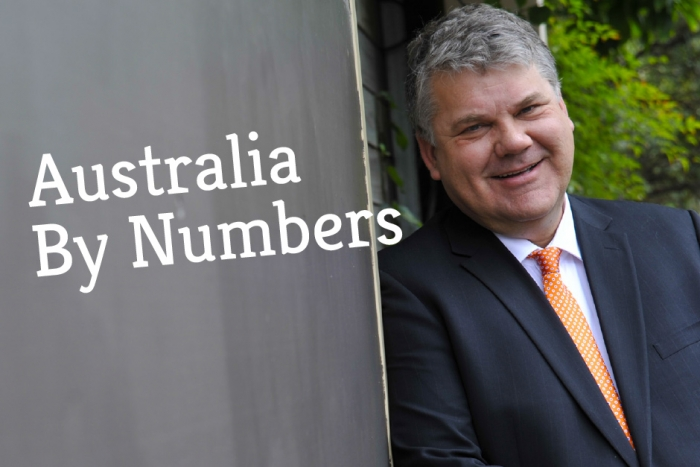 Australia By Numbers
