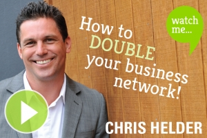 How to DOUBLE your business network!