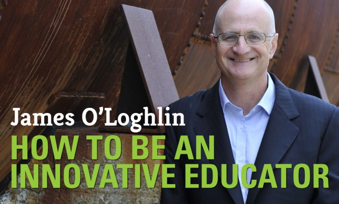 How To Be An Innovative Educator