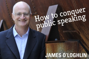 How To Conquer Public Speaking