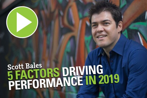 5 Factors Driving Performance in 2019