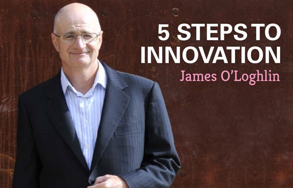 5 STEPS TO INNOVATION