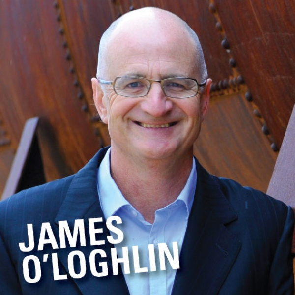 James O'Loghlin