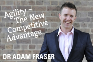 Agility - The New Competitive Advantage