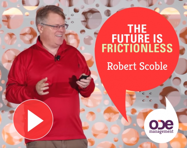 The Future is Frictionless