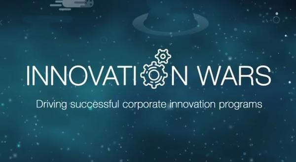 New Book Innovation Wars. The Pre-Order Has Begun.
