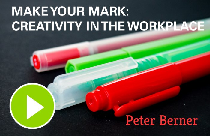 Make your Mark: Creativity in the Workplace