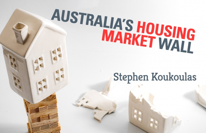 Australia's Housing Market Wall
