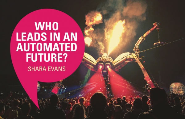 Who leads in an automated future?
