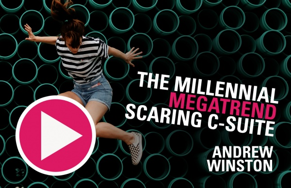 The Millennial Megatrends Scaring C-Suite