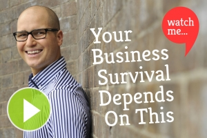 Your Business Survival Depends On This