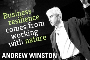 Business Resilience Comes from Working with Nature
