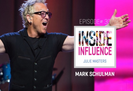 Inside Influence podcast with Mark Schulman