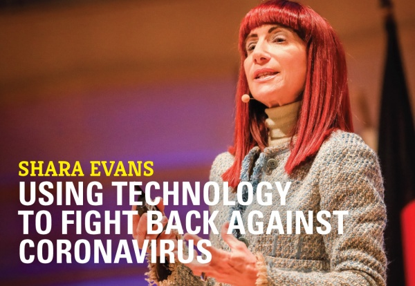 Using Technology to Fight Back Against Coronavirus