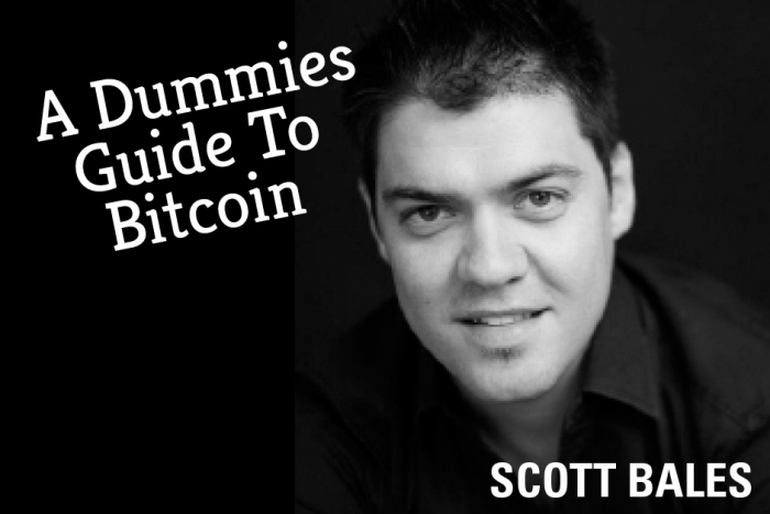 A Dummies Guide To Bitcoin